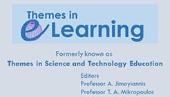 Themes in eLearning: new issue